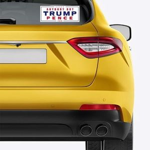 Other - 2020 anybody but trump bumper sticker/decal
